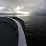 "The Alaska Marine Highway is the only state run all-water MARINE ""highway"" in the country."