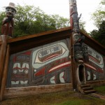 Totem Bight, Ketchikan.