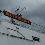 The Manuska is one of the larger ferries in the Alaska Marine Highway system.