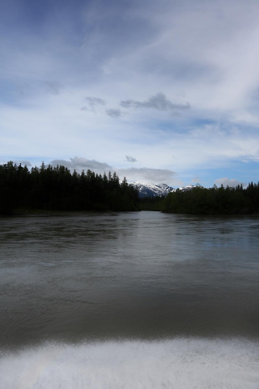 The Stikine River.