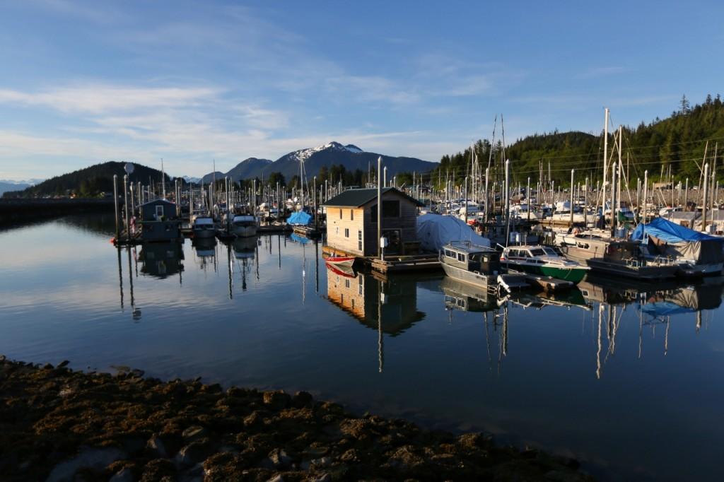 Wrangell Harbor
