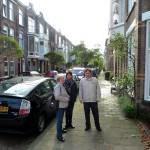 Alice, Genevieve et Frederic, Den Haag