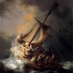 "Rembrandt's ""Christ in the Storm on the Lake of Gallilee"" has never been recovered."