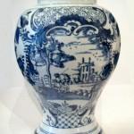 Delft is Delft, not porcelain...