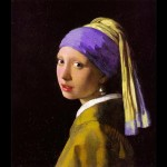 Girl  With a Pearl Earing, Johannes Vermeer, circa 1665