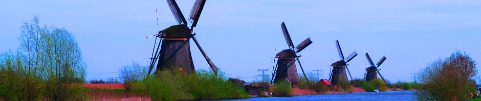 HeaderKinderdijk Windmills 122