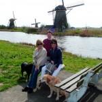 Kinderdijk Windmills 082